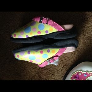 Hanna Andersson Shoes - Hanna Andersson Summer Clogs Size 31 12.5-13
